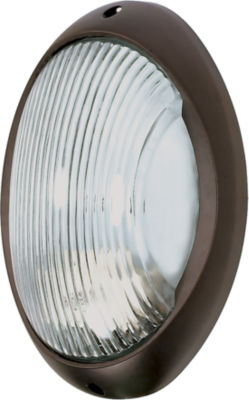 Filament Design 1-Light Semi-Gloss White Outdoor Wall Sconce
