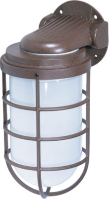 Filament Design 1-Light Old Bronze Outdoor Wall Sconce