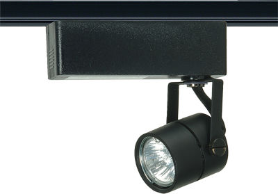 Filament Design 1-Light White Track Lighting Track Head
