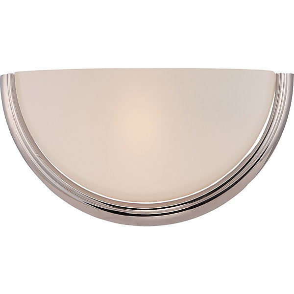 Filament Design 1-Light Polished Nickel Bath Vanity