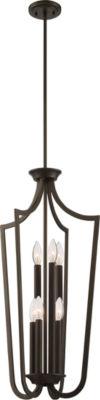 Filament Design 6-Light Forest Bronze Pendant