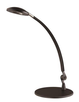 Filament Design 1-Light Black Desk Lamp