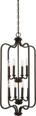 Filament Design 8-Light Forest Bronze Pendant