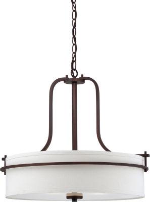 Filament Design 3-Light Venetian Bronze Pendant