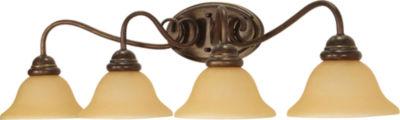 Filament Design 4-Light Sonoma Bronze Bath Vanity