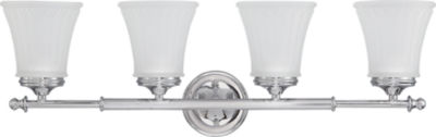 Filament Design 4-Light Polished Chrome Bath Vanity