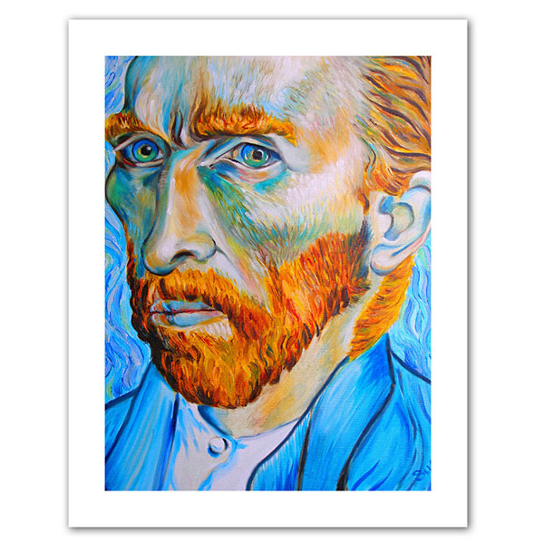 Brushstone My Own Private Vincent Van Gogh CanvasWall Art