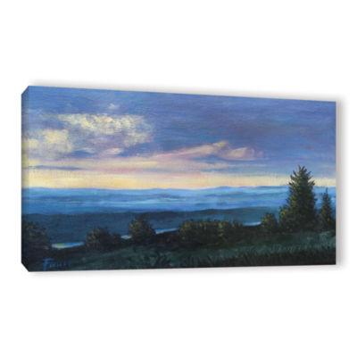 Brushstone Brushstone Hillside Gallery Wrapped Canvas Wall Art