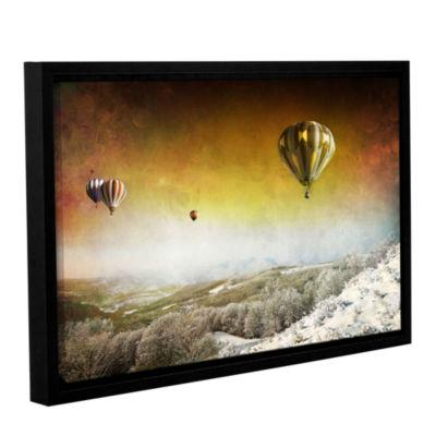 Brushstone Brushstone Winter Magic Gallery WrappedFloater-Framed Canvas Wall Art