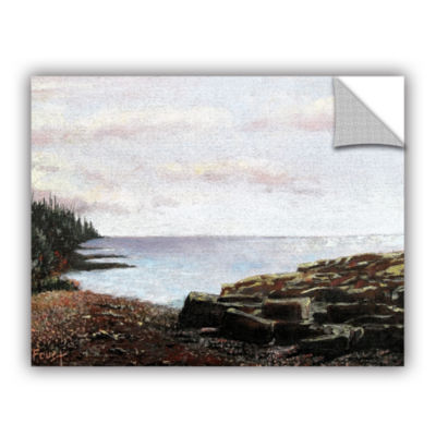 Brushstone Lakeside Removable Wall Decal