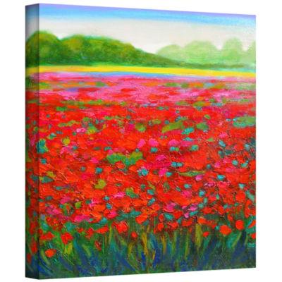 Brushstone Brushstone Dream Before Gallery WrappedCanvas Wall Art