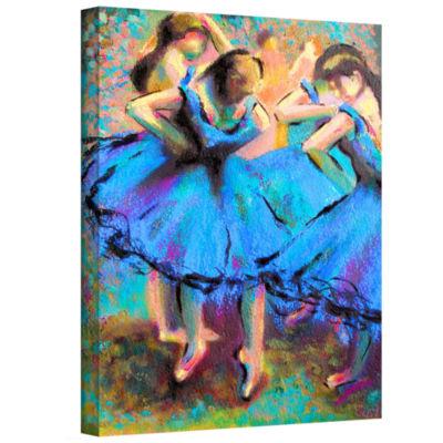 Brushstone Brushstone My Degas Gallery Wrapped Canvas Wall Art