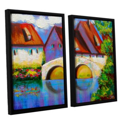 Brushstone Joyride 2-pc. Canvas Art