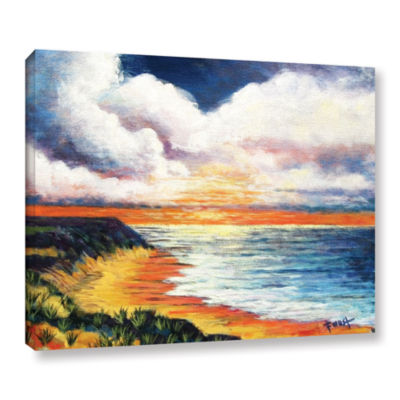 Brushstone Summer Breeze Gallery Wrapped Canvas Wall Art