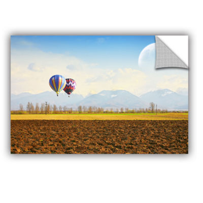Brushstone Surreal September Removable Wall Decal