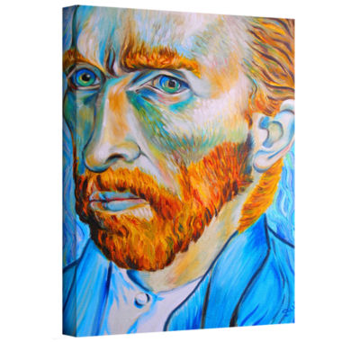 Brushstone Brushstone My Own Private Vincent van Gogh Gallery Wrapped Canvas Wall Art
