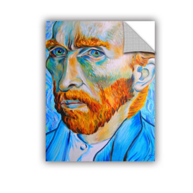 Brushstone My Own Private Vincent van Gogh Removable Wall Decal