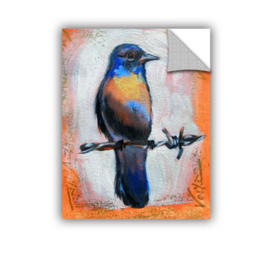 Brushstone Brushstone Bird on a Wire Removable Wall Decal