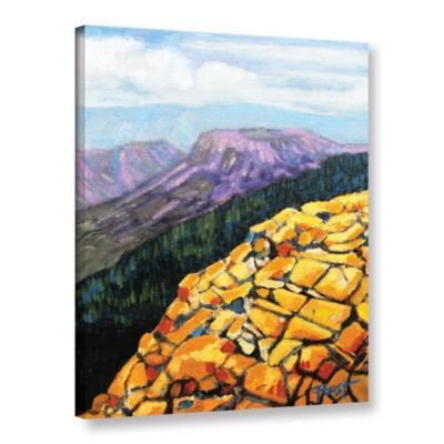 Brushstone Brushstone Yellow Brick Road Gallery Wrapped Canvas Wall Art