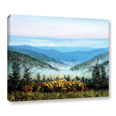 Brushstone Brushstone Hidden Valley Gallery Wrapped Canvas Wall Art