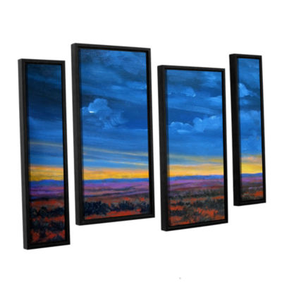 Brushstone Summer Breeze 4-pc. Canvas Art