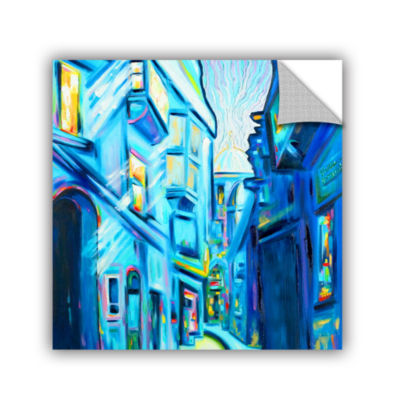 Brushstone Brushstone Magical Alleys of Venice Removable Wall Decal