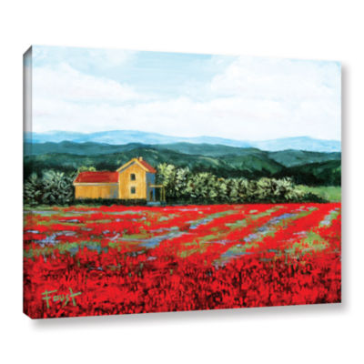 Brushstone Brushstone Paradise Gallery Wrapped Canvas Wall Art