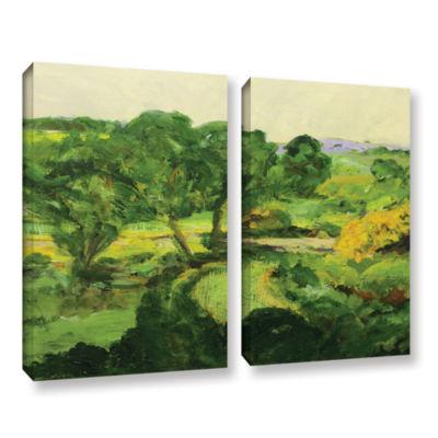Brushstone 2-pc. Canvas Art