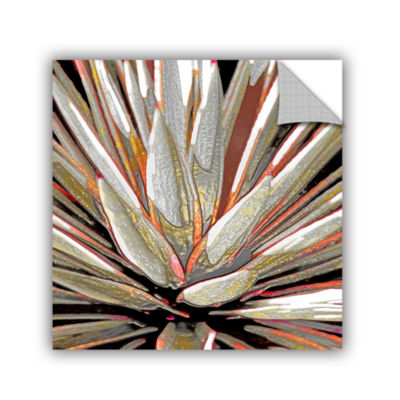 Brushstone Desert Agave Removable Wall Decal