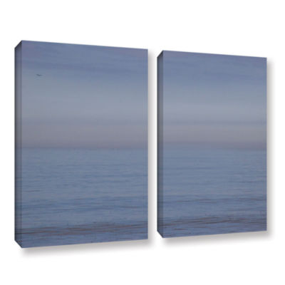 Brushstone Dead Calm 2-pc. Canvas Art