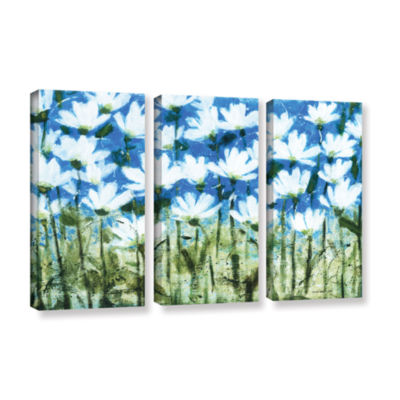 Brushstone Delicate Lace 3-pc. GalleryWrapped Canvas Wall Art