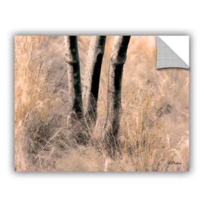 Brushstone Desert Grasses II Removable Wall Decal