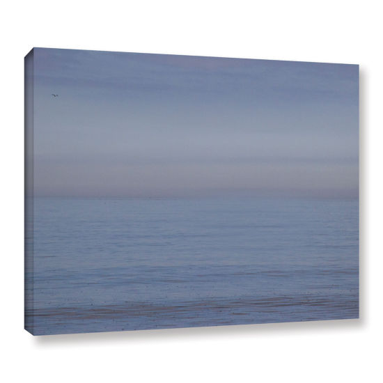 Brushstone Dead Calm Gallery Wrapped Canvas Wall Art