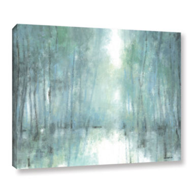 Brushstone Brushstone Crisp Breeze Gallery WrappedCanvas Wall Art