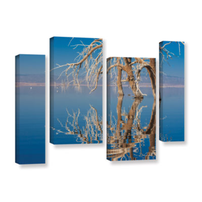 Brushstone Brushstone Dead Arch 4-pc. Gallery Wrapped Staggered Canvas Wall Art
