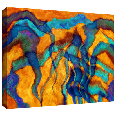 Brushstone Brushstone Cross Currents Gallery Wrapped Canvas Wall Art