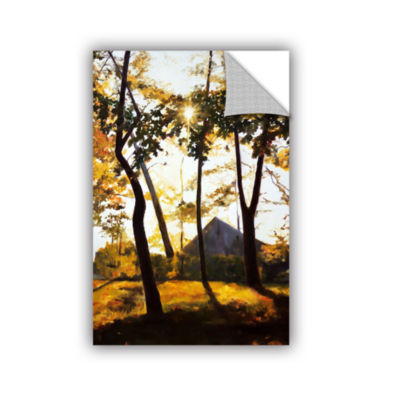 Brushstone Crandall Park Removable Wall Decal