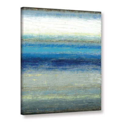 Brushstone Brushstone Current Gallery Wrapped Canvas Wall Art