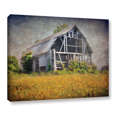 Brushstone Brushstone Country Barn Gallery WrappedCanvas Wall Art