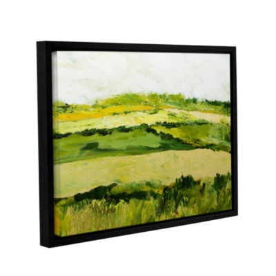 Brushstone Cottonworth Gallery Wrapped Floater-Framed Canvas Wall Art