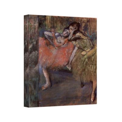 Brushstone Danae Canvas Art