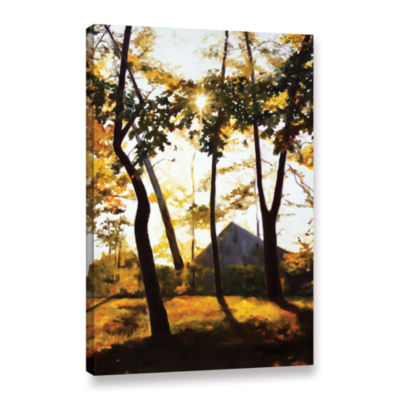Brushstone Crandall Park Canvas Art