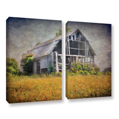 Brushstone Country Barn 2-pc. Canvas Art