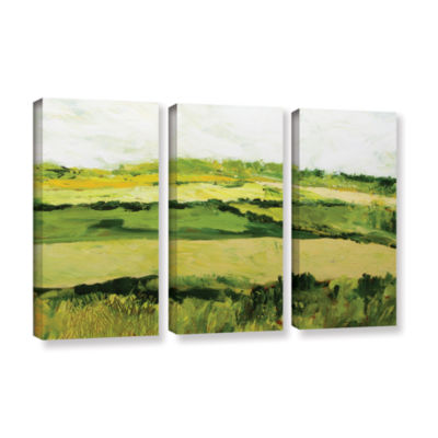 Brushstone Cottonworth 3-pc. Canvas Art
