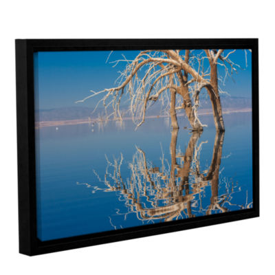 Brushstone Dead Arch Gallery Wrapped Floater-Framed Canvas Wall Art