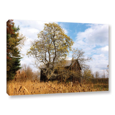 Brushstone Brushstone Cvnp Barn Gallery Wrapped Canvas Wall Art