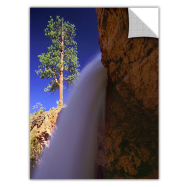 Brushstone Creek Fall At Bryce Removable Wall Decal