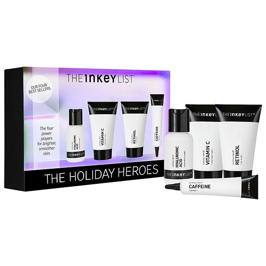 The INKEY List The Holiday Heroes Set ($38.00 value)