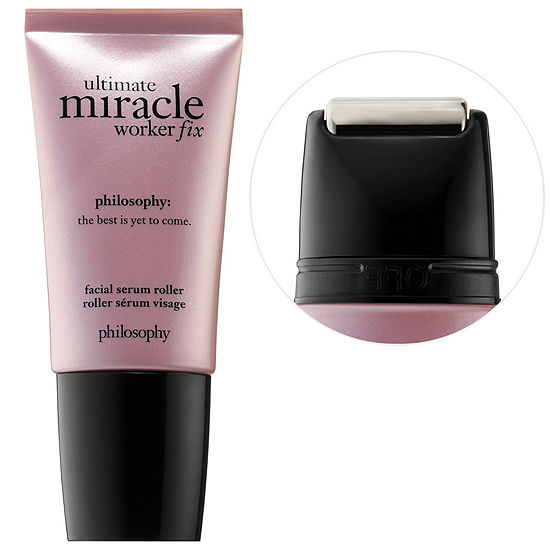 philosophy Ultimate Miracle Worker Fix Facial Serum Roller