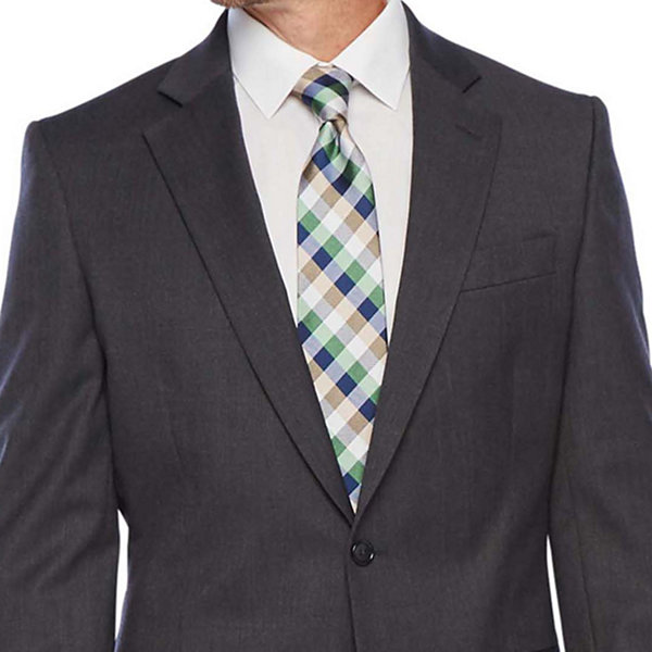 Stafford Super Suit Mens Classic Fit Suit Jacket